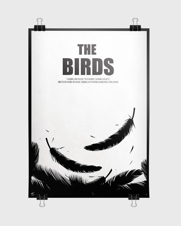 Horror Movie Posters - olivera