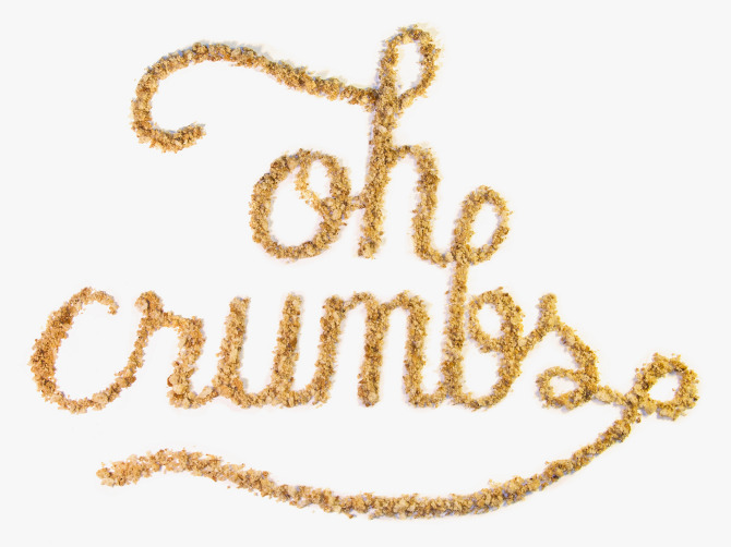 Oh Crumbs - Zach Higgins