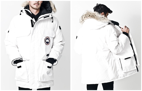 canada goose for women