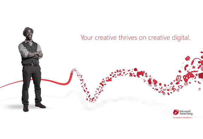 Microsoft Advertising Cannes Lions 2011 - Robert Cooper